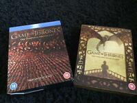 Game of Thrones Blurays 1-5