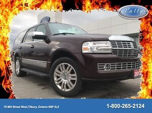 2013 Lincoln Navigator Moonroof, Navigation, One Owner!!!