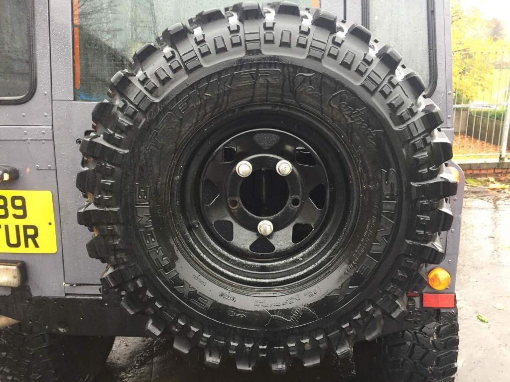 Simex extreme trekkers off road tyres