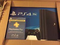1tb PS4 Pro