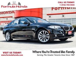2016 BMW 5 Series 528i X-DRIVE | NAVIGATION | PRISTINE CONDITION