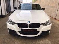 13 PLATE - 2013 - BMW 3 Series 3.0 330d M Sport Sport Auto 4dr (start/stop)