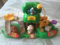 Fisher price little people zoo toy