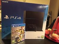 PlayStation 4 + FIFA 17. Brand new