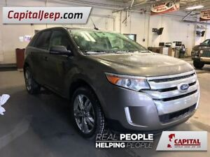 2014 Ford Edge Limited| AWD| Low KM| Sunroof| Leather