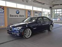 2014 BMW 750i xDrive Individual Edition