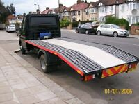 Reliable Recovery Services 5Ton truck takes your big car van with ease wanted your scrap cars 4 cash
