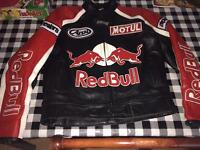 Redbull leather jacket for kids for sale