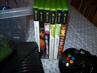 PLAYSTATION 1 & 2 PLUS XBOX AND GAMES WITH EXTRAS