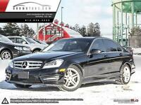2012 Mercedes-Benz C300 C300 4MATIC Luxury Sedan