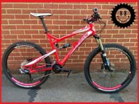 Custom Lapierre Zesty 214 650B 27,5 Full FOX suspension Mountain Bike MTB SHIMANO DEORE / XT