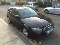 Audi A3 2008 , leather And sun roof