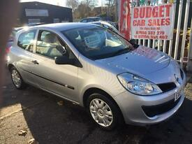 Clio 1.4 2007 only 34000 miles fsh