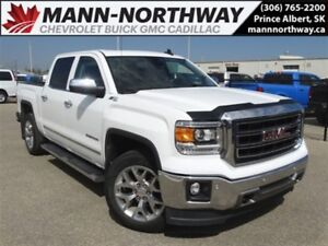2015 GMC Sierra 1500 SLT | One Owner, Z71, Navigation, Remote St