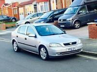 Vauxhall Astra 1.6 With MOT, Cheap 4 Insurance, Excellent Reliable 5 Door Car, Air Con, Alloy Wheels