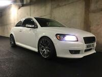 Volvo C30 d5 r design big spec rare car .may px swap why 5450