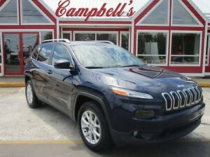 2016 Jeep Cherokee North AWD