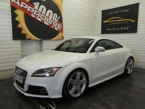 2009 Audi TTS 2.0T (S tronic) AWD,