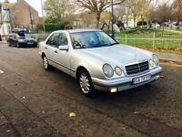 Mercedes E230 automatic left hand drive LHD LHD