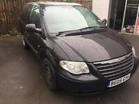 Chrysler grand voyager 7 seater Mpv diesel