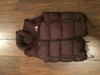 North Face women's gilet (large)