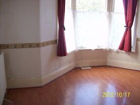 Sunny - Unfurnished, part-furnished 1x Bed Flat - Mutley - Houndiscombe Road. PL4 6HH