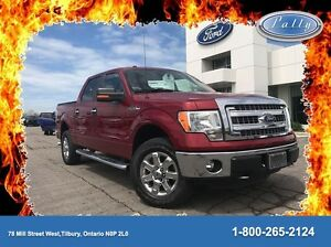 2014 Ford F-150 XLT, One Owner, MINT, 4x4!!!