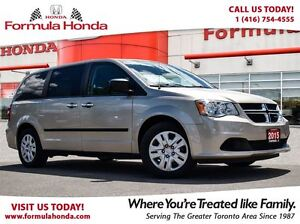 2015 Dodge Grand Caravan LOW KM | MINT CONDITION - FORMULA HONDA