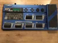Digitech RP-7 Guitar Effects Unit