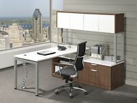 Factory Direct Pricing on Modern Office Desks & Office Furniture