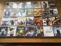 PlayStation 3 games huge bundle