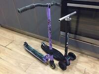 2 x scooters for sale