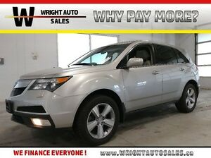 2011 Acura MDX AWD | LEATHER| NAVIGATION| SUNROOF| 144,563KMS