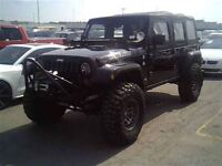 2012 Jeep Wrangler UNLIMITED SAHARA LIFTED COMING SOON