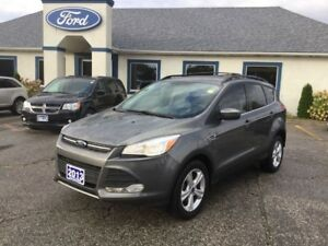 2013 Ford Escape SE LEATHER NAV HEATED SEATS