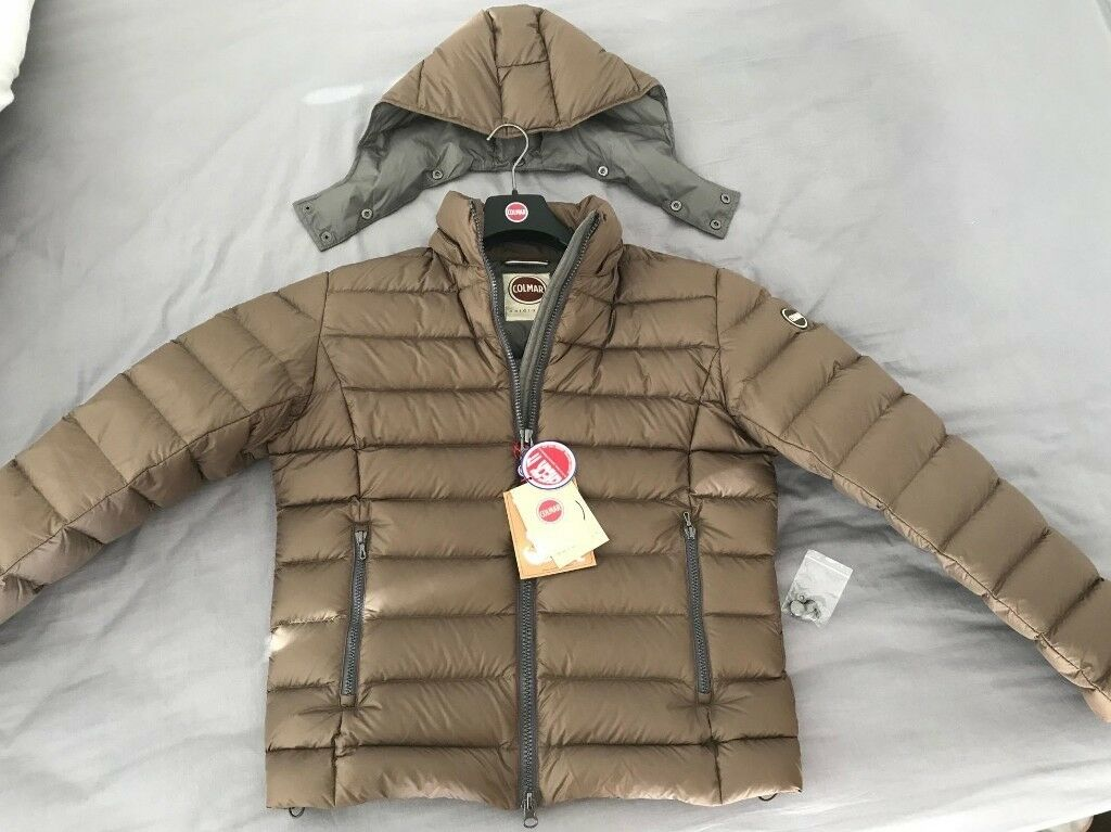 Down Winter Jacket COLMAR