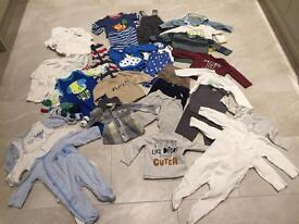 Massive baby bundle 3-6 months great brands