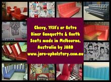 Restaurant, Cafe, Hotel & Club Chairs and Banquette & Booth Seats Melbourne CBD Melbourne City Preview