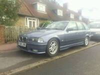 BMW E36 M SPORT TOURING ESTATE FULLY LOADED RARE TO FIND CLASSIC IN THIS CONDITION!