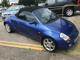 53 Ford Ka street convertible winter bargain