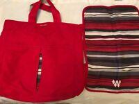 Maclaren baby changing bag
