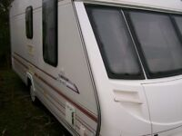 sterling eccles opal 2 berth 2003 end dressing room full awning immaculate condition