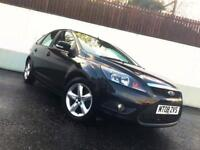 FORD FOCUS ZETEC 1.6 LOW MILES SERVICE HISTORY