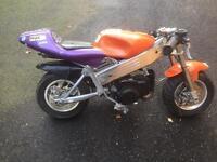 Mini Moto Motorbike 50cc