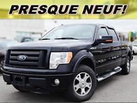 2010 Ford F-150 XLT*4X4*CUIR*TOIT OUVRANT*