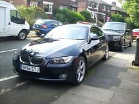 BMW 330I COUPE NICE CAR DRIVES LIKE NEW 19 INCH SPLIT RIMS EXEONS 6 SPEED PX