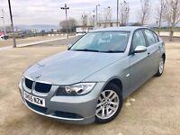 2005 BMW 320 SE ++ ALLOYS ++ ELECTRIC WINDOWS ++ CD ++ REMOTE LOCKING ++ AUGUST MOT.