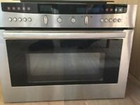 NEFF Combi oven Microwave/Convection/Grill Stainless Steel-Integrated