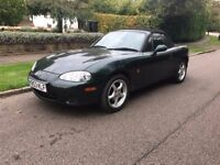 MAZDA MX 5 2004 CONVERTIBLE DRIVES THE BEST TEL 07770928119