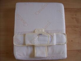 BABY ANTI COLIC/ REFLUX PILLOW WITH HARNESS
